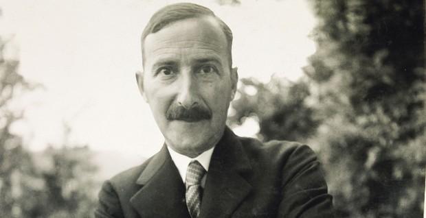 Stefan Zweig in Salzburg